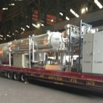 Re-Heat Furnace Waste Heat Recovery System